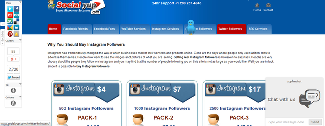 Buy Instagram Followers to Grow Online Business Instagram Followers