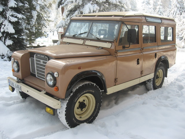 Land Rover 1 Cars