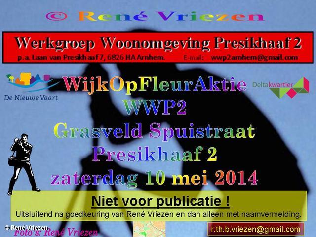 R.Th.B.Vriezen 2014 05 10 0000-0 WWP2 WijkOpFleurAktie Spuistraat Presikhaaf2 zaterdag 10 mei 2014