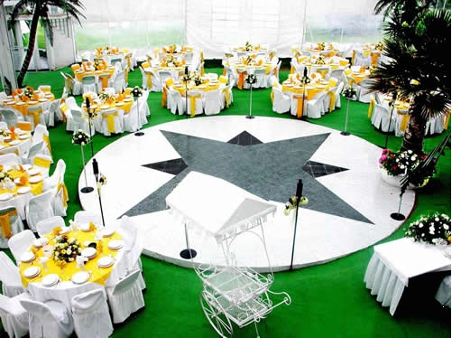 jardines para bodas Picture Box