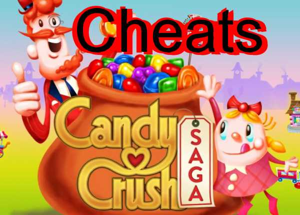 Candy Crush Cheat Picture Box