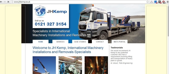 whether they cover machinery installations apart f What you should expect from a Machinery Transport Service Provider
