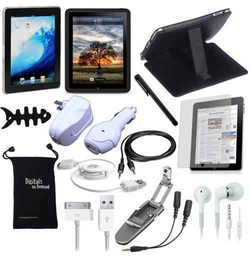ipad accessories Picture Box