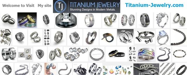 Titanium-Jewelry Titanium Jewelry