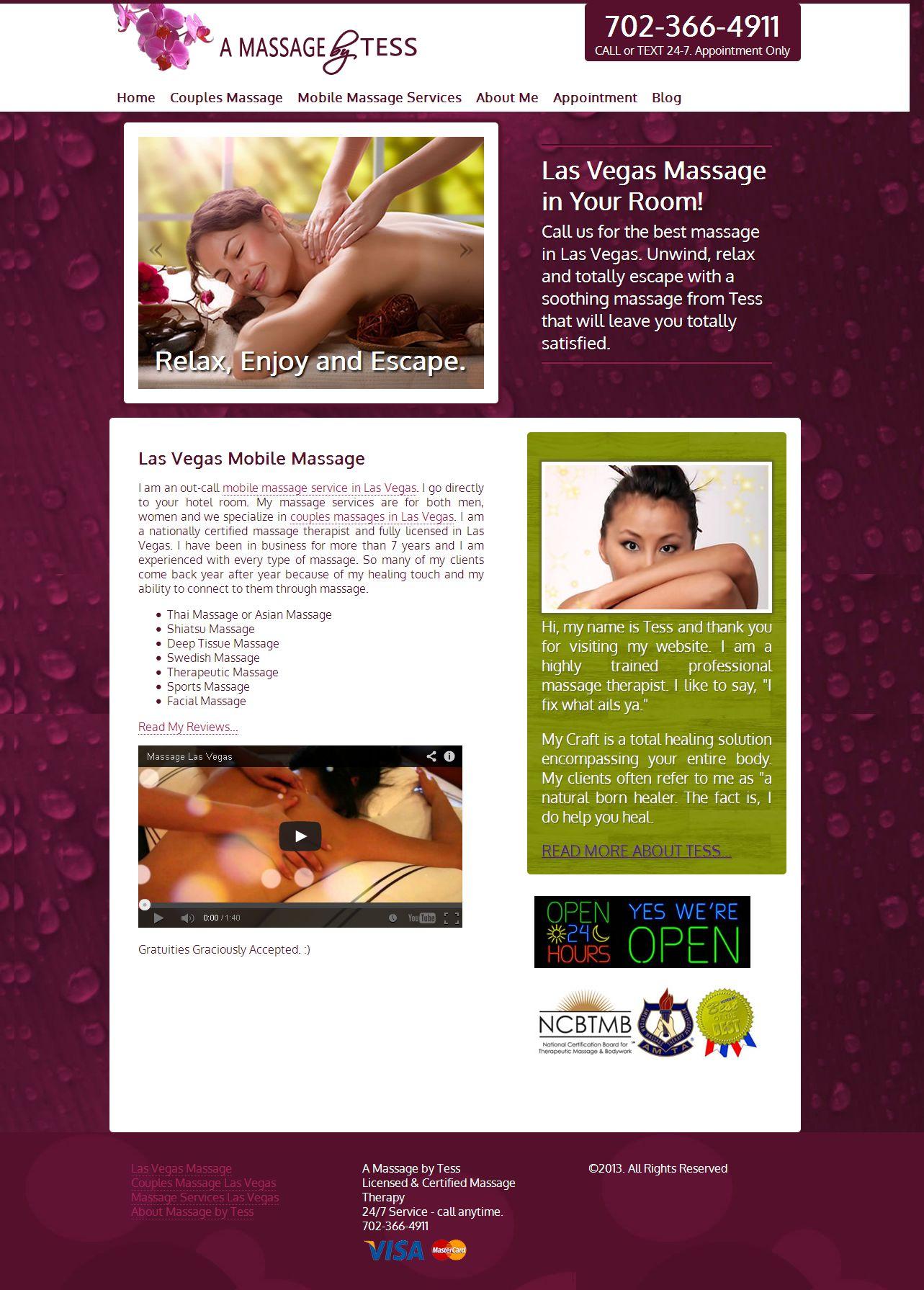 Las vegas inc all asian massage