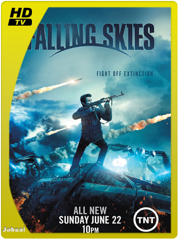 Ver Falling Skies cuarta temporada (2014) Online