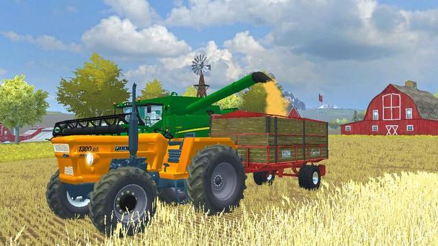 fs13 Fiat 1300DT V1 0 norma    Farming Simulator 2013 Photo