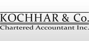 penticton accountant Kochhar & Co Chartered Accountant Inc