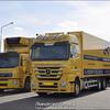 Foto's van de trucks van TF leden