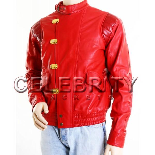 Akira Red Jacket Akira Red Jacket