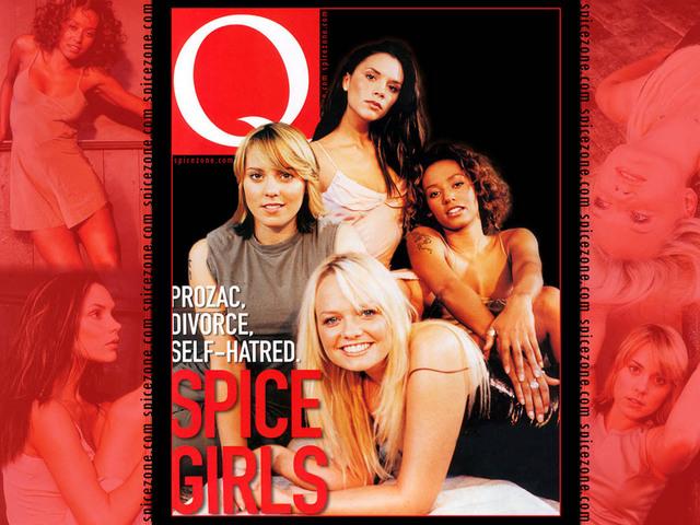 spice-girls-wallpaper Qmagazine