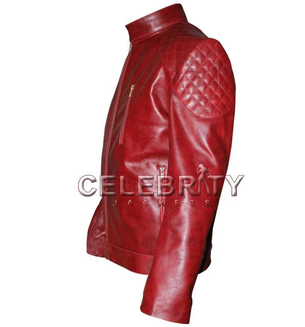 27 Ride Along Leather Jacket