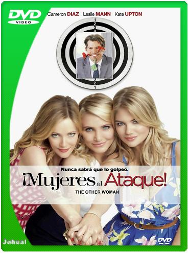 Mujeres Al Ataque (2014) DVDRip Español Latino