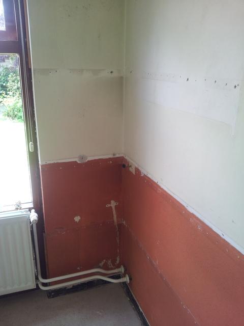keuken zonder schrootjes Huis