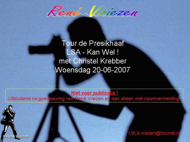 René Vriezen 2007-06-20 #0000 LSA-Kan Wel, Tour de Presikhaaf 20-06-2007