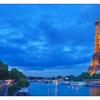 Tour Eiffel Panorama - France Panoramas