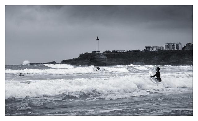 Biarritz Surfers France