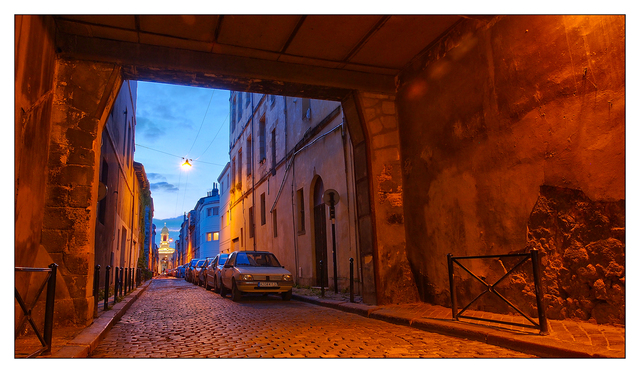 Bordeaux Rue Denise France