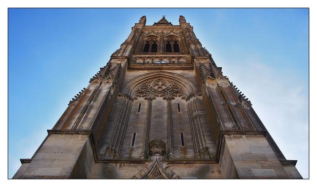 Eglise Saint Jean-Baptiste Libourne France
