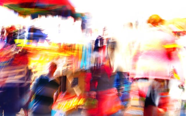 Libourne Market France