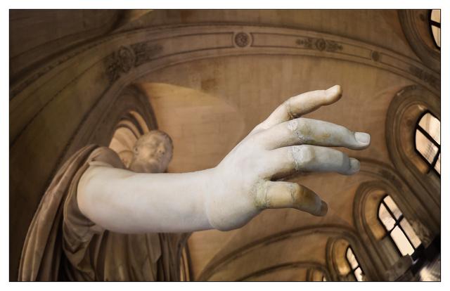 Louvre Greek Sculpture 2 France