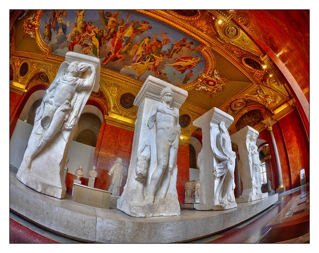 Louvre Greek Sculpture France