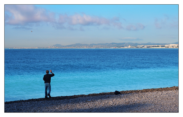 Nice Fisherman France