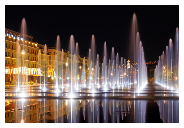 Nice Water Show France