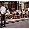 Rue Montorgueil Cafe - France