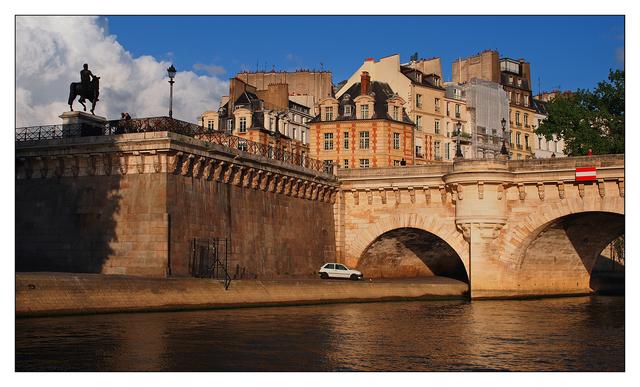 Seine River 2 France
