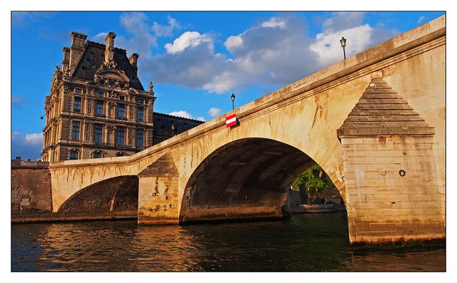Seine River 3 France