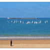 St Jean de Luz boats - France