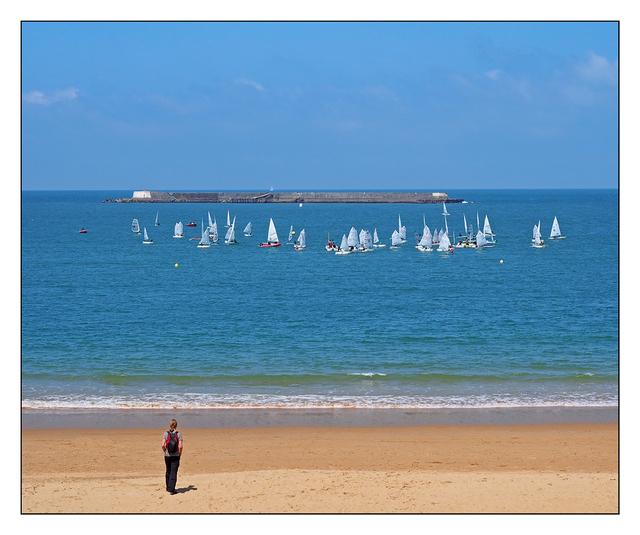 St Jean de Luz boats France
