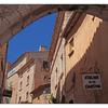 St Paul de Vence entrance - France