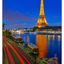 Tour Eiffel Night - France