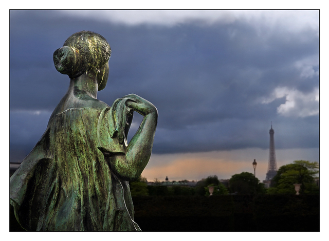 Tuileries View France