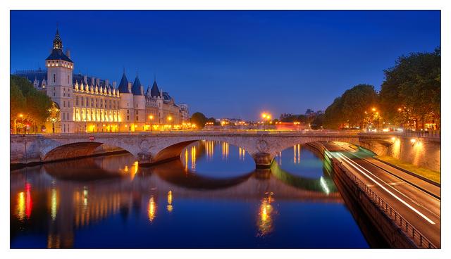 Pont au Change France