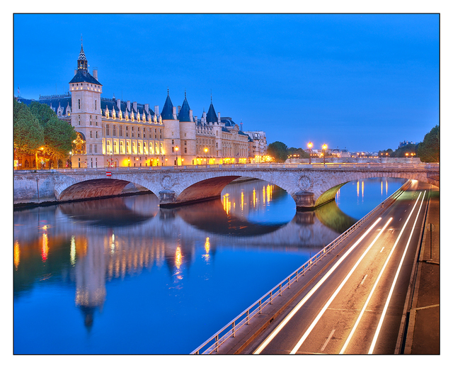 -  Conciergerie on the Seine France