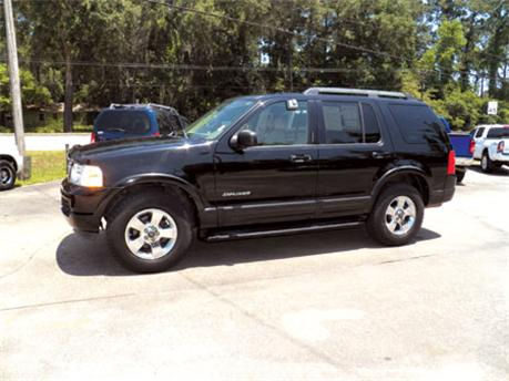 2005 FORD EXPLORER LIMITED Automobiles