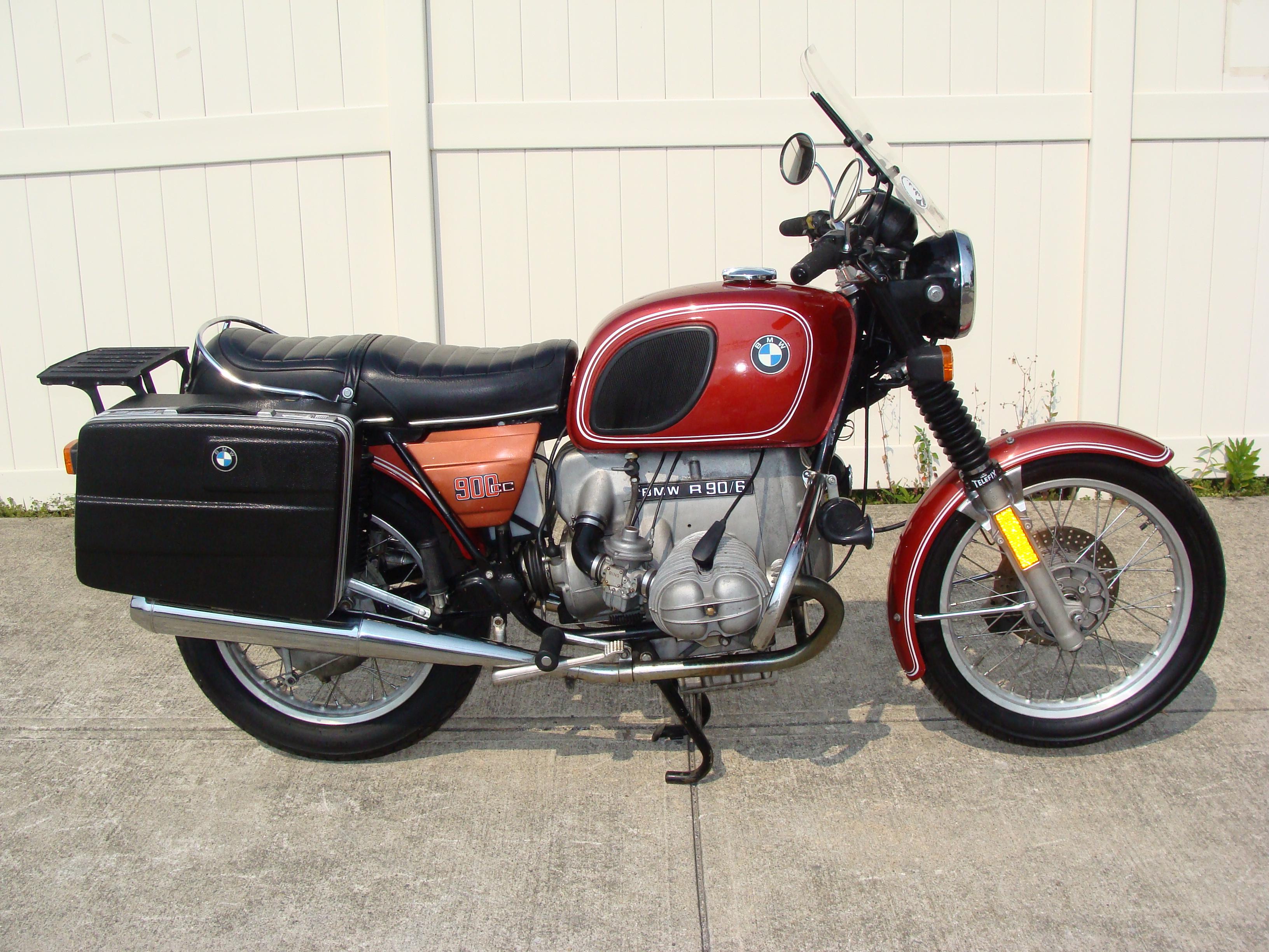4964226 75 r90 6 copper 016 sold 4964226 1976 bmw r90 6 rh repsyclebmw picturepush com Custom BMW Motorcycle Custom BMW Motorcycle