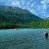 Alaska fishing Lodge - Picture Box