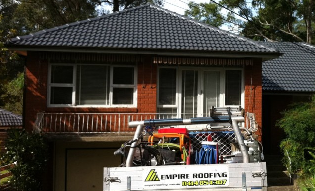 Roof Restoration Sydney Empire Roofing Sydney