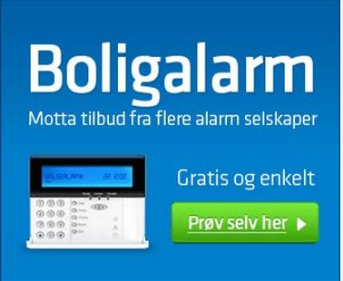 bolig alarm Picture Box
