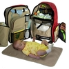 backpack diaper bag - Picture Box
