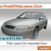 motorcycle title loans - Find A Title Loans