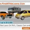 car title loans - Find A Title Loans