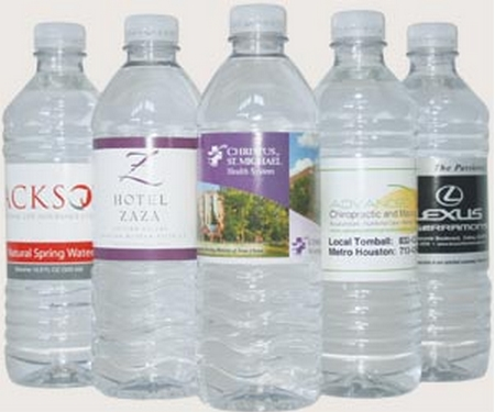 promotional water bottles Picture Box