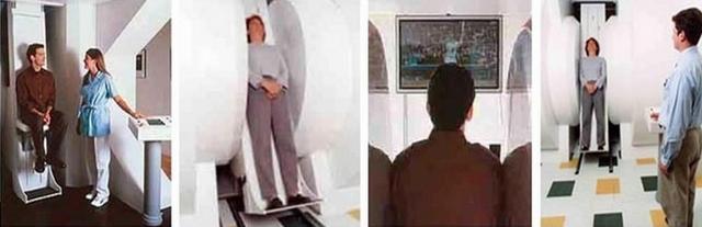MRI Center Open Picture Box