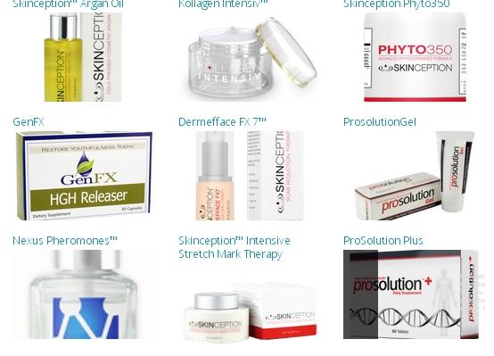 skin care Picture Box