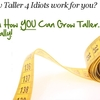 Grow taller 4 idiots - Picture Box